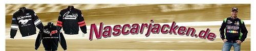Nascarjacken.de - Original Bekleidung von allerhöchster Qualität für US-Car- und NASCAR-Fans