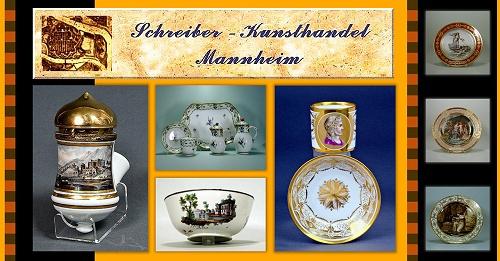 Kunsthandel Elke und Werner in Mannheim Vermittlung, Verkauf und Begutachtungen von Kunstgegenständen