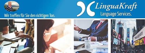 LinguaKraft - Übersetzungen, Telefondolmetschen und Marketing-Internationalisierung