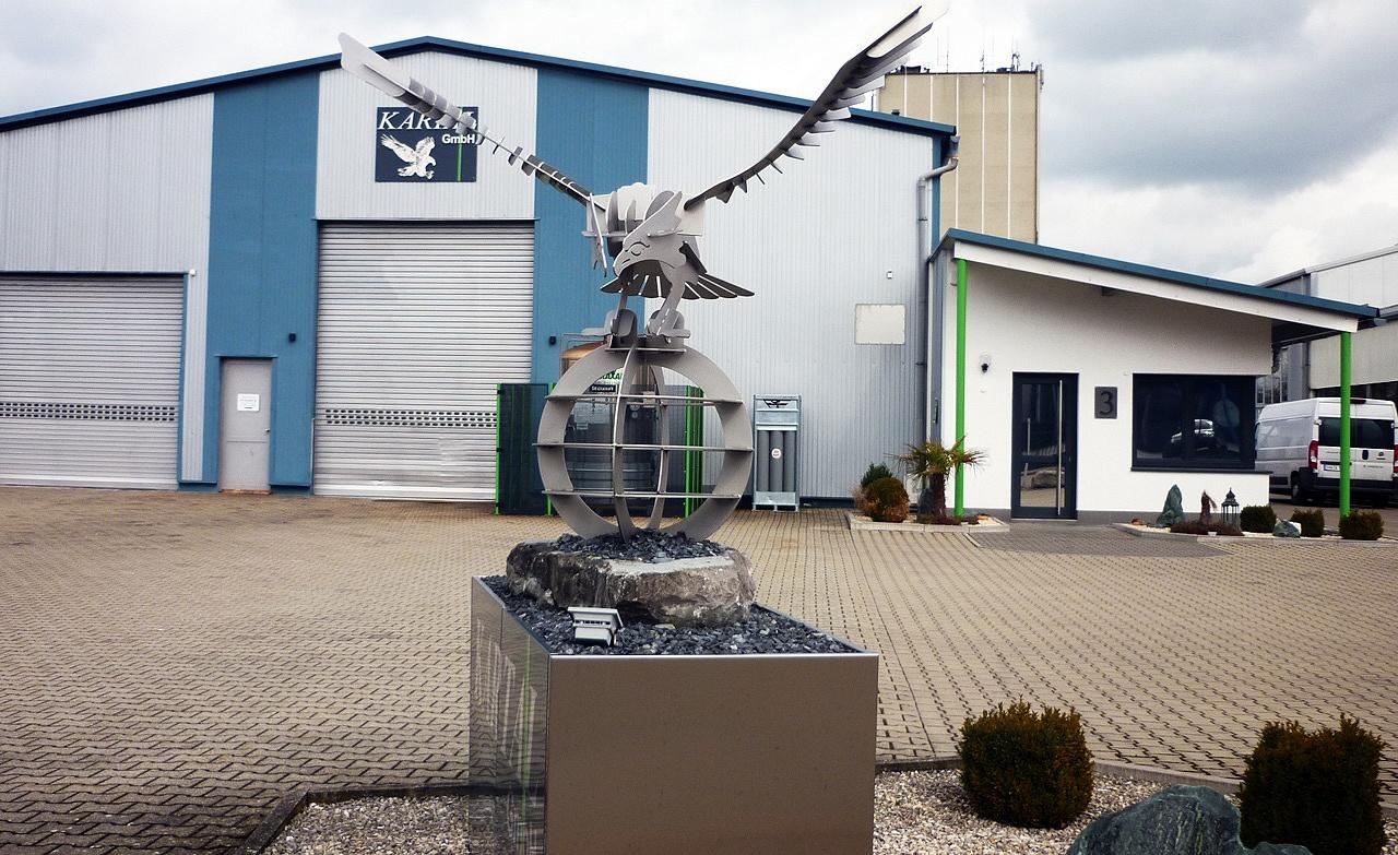 Kartal GmbH, Schwäbisch Hall - Blechbearbeitung, Schweißarbeiten, Laserschneidanlage