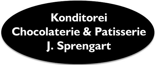 Logo Chocolaterie Patisserie J. Sprengart aus Speyer