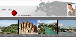 Waltraud Gehrig-Interkulturelle Kommunikation, Training, Konfliktmanagement, und Krisenmanagement für Osteuropa, den Balkan und arabische Länder