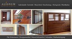 Tischler Mannheim alignum möbelbau schreinerei mannheim shoji shoji schränke