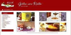 Bester griechischer Thymianhonig online kaufen, reiner Thymian Honig aus Kreta, naturreiner Bienenhonig günstig bestellen
