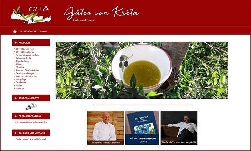 Bestes Olivenöl kaufen direkt vom Erzeuger