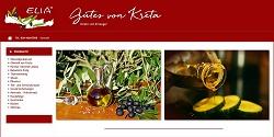 Bestes Olivenöl Kolympari SAonline kaufen, griechisches natives extra Öl Testsieger bestellen, Sonnengold Westkreta