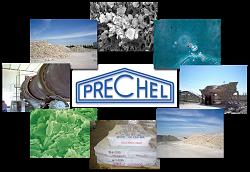 Chemikalien für Farben, Lacke - Calciniertes Kaolin, Kaolin/China Clay, Talkum, Zeolith und Titandioxid - PRECHEL GmbH